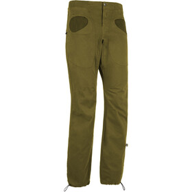 E9 Rondo Slim Trousers Men pistachio